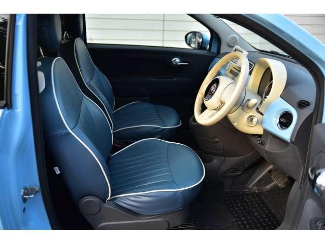 「フィアット」「500(チンクエチェント)」「コンパクトカー」「奈良県」の中古車11