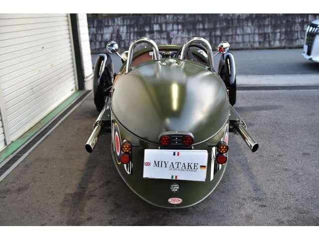 「その他」「モーガンその他」「その他」「奈良県」の中古車5
