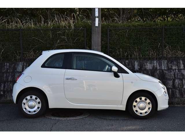 「フィアット」「500(チンクエチェント)」「コンパクトカー」「奈良県」の中古車4