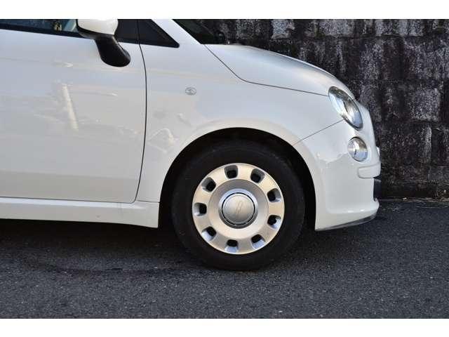 「フィアット」「500(チンクエチェント)」「コンパクトカー」「奈良県」の中古車8