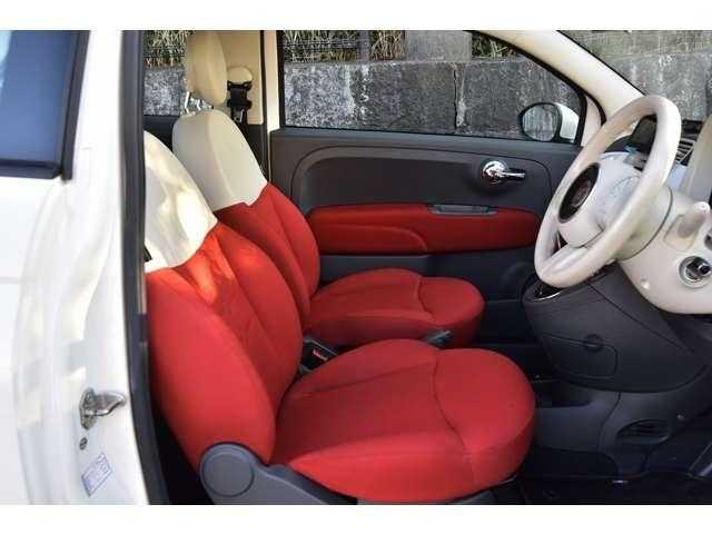 「フィアット」「500(チンクエチェント)」「コンパクトカー」「奈良県」の中古車13