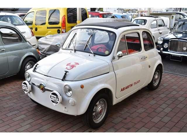 「フィアット」「500(チンクエチェント)」「コンパクトカー」「奈良県」の中古車2