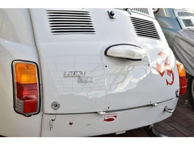 「フィアット」「500(チンクエチェント)」「コンパクトカー」「奈良県」の中古車7