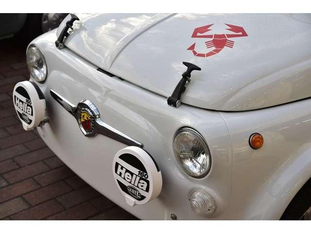 「フィアット」「500(チンクエチェント)」「コンパクトカー」「奈良県」の中古車18