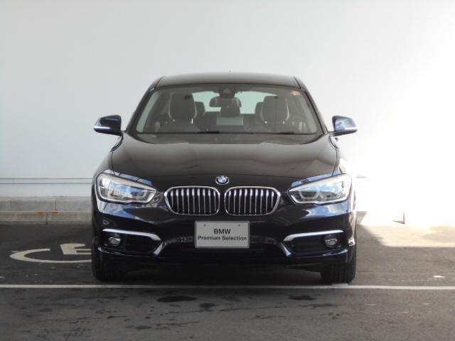 BMW BMW 118i スタイル パーキングサポート 試乗車 禁煙車