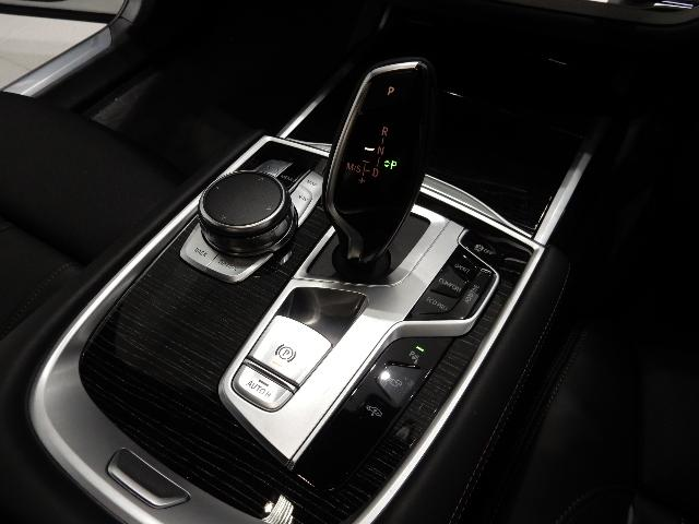 740d xDrive Mスポーツ 黒革 20インチ(13枚目)