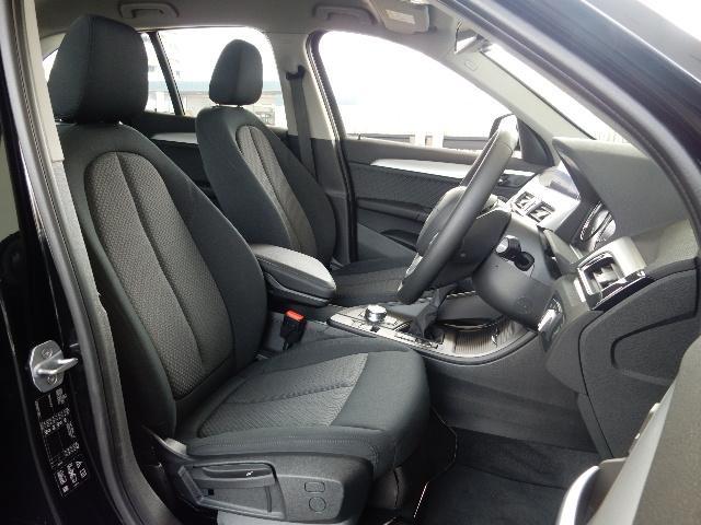 xDrive 18d ルーフレール シートヒーター(6枚目)