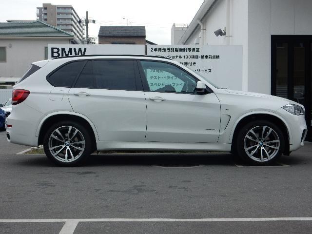 「BMW」「BMW X5」「SUV・クロカン」「大阪府」の中古車5