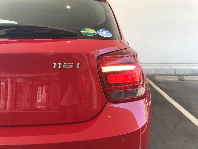 116i 純正HDDナビゲーション 純正16インチAW パーキングサポートパッケージ リアビューカメラ リア障害物センサー 社外ETC DVD再生 アイドリングストップ ワンオーナー車両 キセノンヘッドライト(29枚目)