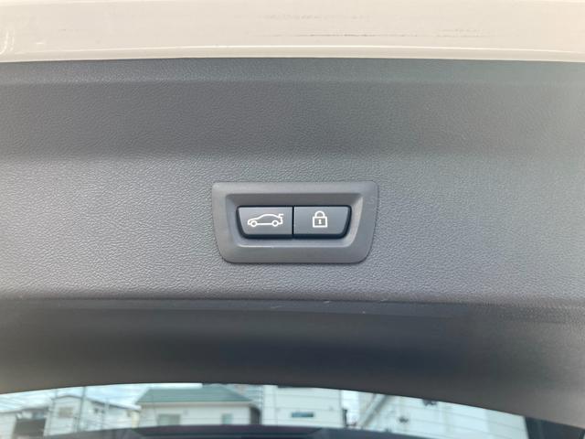 xDrive 20d Mスポーツ ハイラインパッケージ 黒革 ブラックレザー シートヒーター ACC アクティブクルーズコントロール LEDヘッドライト 19AW 全周囲カメラ コンフォートアクセス 電動リアゲート タイヤ4本交換(29枚目)