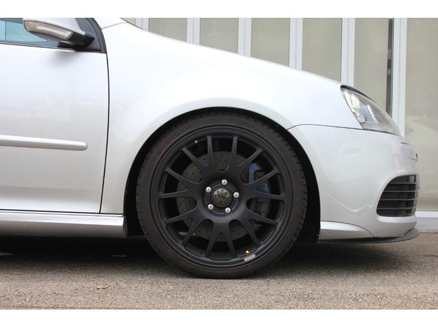 R32 NEEZ鍛造19インチ SACHS車高調 限定レカロ前席2脚 左ハンドル 6MT Alpilリアディフューザー 天張り張替え済み(10枚目)