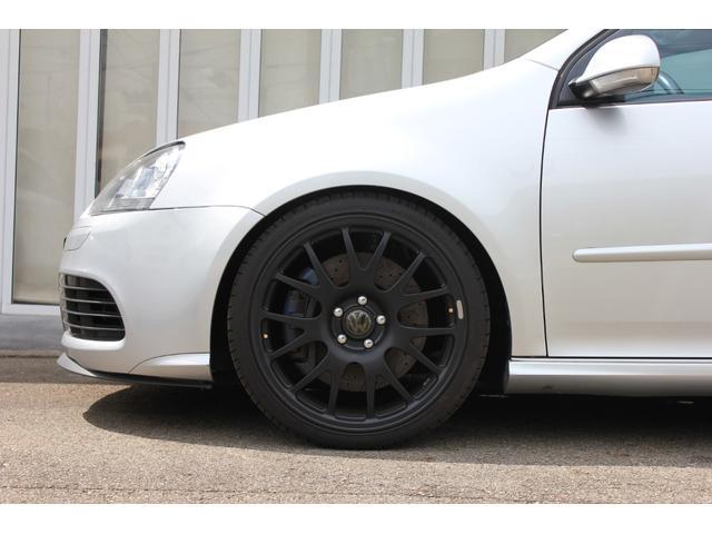 R32 NEEZ鍛造19インチ SACHS車高調 限定レカロ前席2脚 左ハンドル 6MT Alpilリアディフューザー 天張り張替え済み(12枚目)