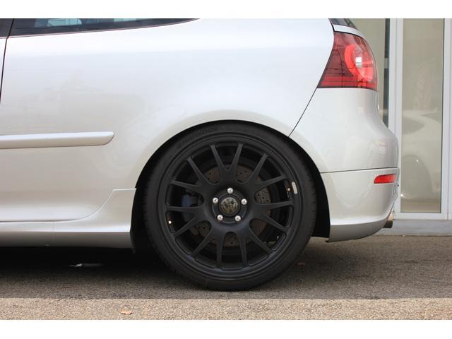 R32 NEEZ鍛造19インチ SACHS車高調 限定レカロ前席2脚 左ハンドル 6MT Alpilリアディフューザー 天張り張替え済み(13枚目)