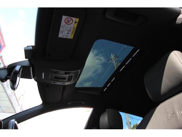 2.0TFSIクワトロ Sラインパッケージ サンルーフ 車高調 Alpil by Brombacher20インチアルミ S-Line専用シート 黒革 シーケンシャルウインカー(19枚目)