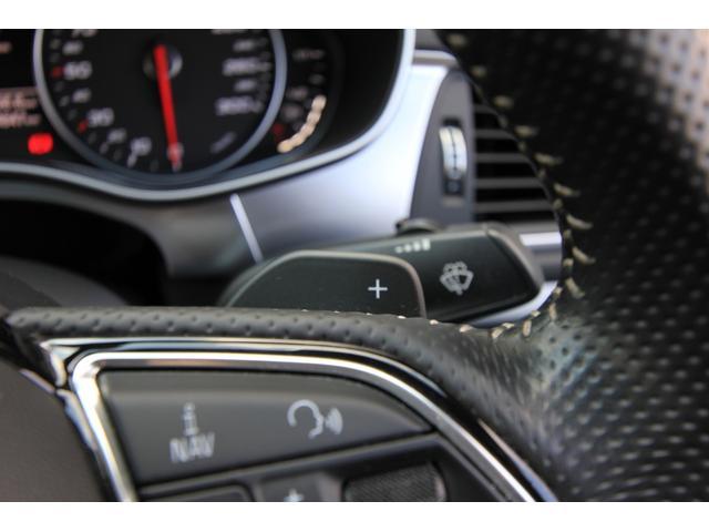 2.0TFSIクワトロ Sラインパッケージ サンルーフ 車高調 Alpil by Brombacher20インチアルミ S-Line専用シート 黒革 シーケンシャルウインカー(24枚目)
