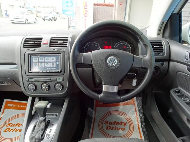 フォルクスワーゲン VW ゴルフ GT TSI1.4パナHDD地デジナビ全国1年保証