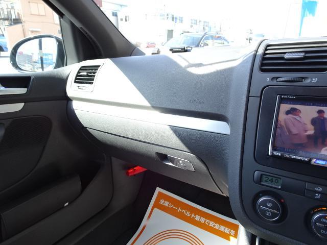 フォルクスワーゲン VW ゴルフ GTI2.0ターボ1オーナー地デジナビ全国1年保証付