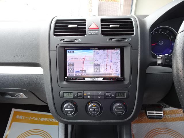 GTI DSG ワンオーナー革シート地デジナビ1年保証付(8枚目)