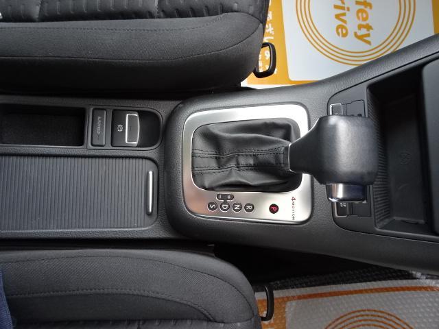 トラック&フィールド2.0ワンオーナーHID新品ナビ1年保証(12枚目)