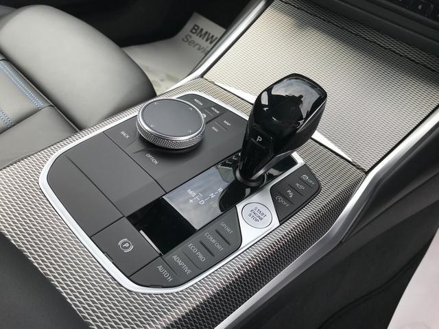 M340i xDrive 弊社デモカー ガラスサンルーフ ハンドルサポ パーキングサポプラス 軽減ブレーキ 純正HDDナビ トップビューカメラ 地デジTV ブラックレザー 19AW LEDヘッドライト ミラーETC(54枚目)