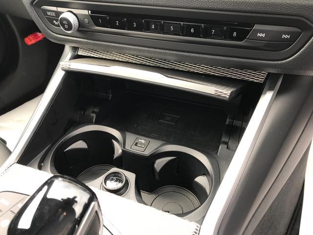 M340i xDrive 弊社デモカー ガラスサンルーフ ハンドルサポ パーキングサポプラス 軽減ブレーキ 純正HDDナビ トップビューカメラ 地デジTV ブラックレザー 19AW LEDヘッドライト ミラーETC(55枚目)