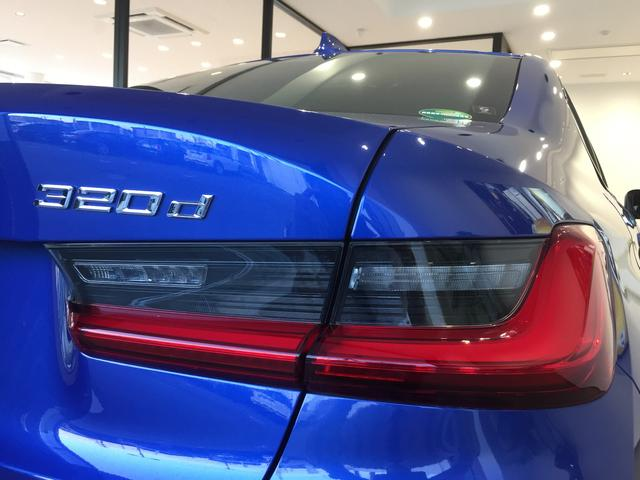 320d xDrive Mスポーツ デビューパッケージ コンフォートパッケージ ブラックレザーシート シートヒーター 19インチアルミホイール 電動トランクゲート LEDヘッドライト バックカメラ HiFiスピーカー 純正HDDナビ(63枚目)