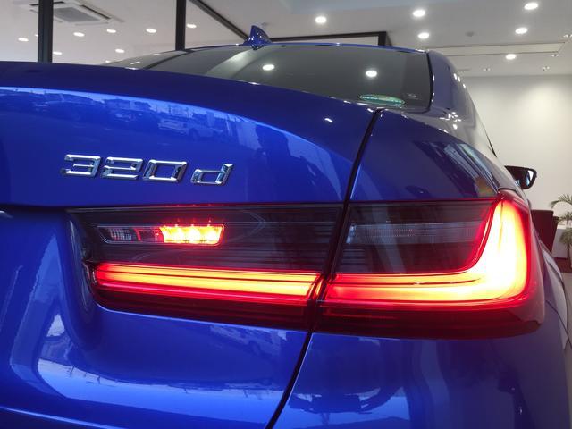 320d xDrive Mスポーツ デビューパッケージ コンフォートパッケージ ブラックレザーシート シートヒーター 19インチアルミホイール 電動トランクゲート LEDヘッドライト バックカメラ HiFiスピーカー 純正HDDナビ(65枚目)
