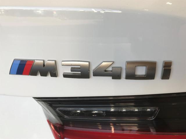 M340i xDrive ハーマンカードン ジェスチャーコントロール レーザーライト ヘッドアップディスプレイ アクティブクルーズコントロール アダプティブMサスペンション パーキングサポートプラスPKG 純正19インチAW(71枚目)