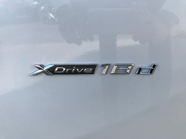 xDrive 18d xライン 限定車 URBANISTA(アーバニスタ) 210台限定 ワンオーナー タイヤ新品交換 ヘッドアップディスプレイ アクティブクルーズコントロール ブラックレザーシート ウッドパネル 純正19インチAW(26枚目)