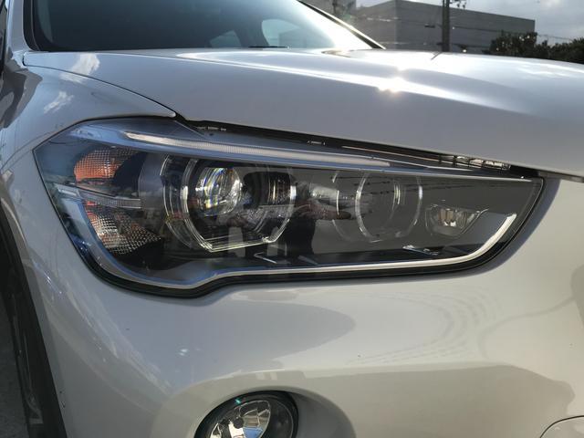 xDrive 18d xライン 限定車 URBANISTA(アーバニスタ) 210台限定 ワンオーナー タイヤ新品交換 ヘッドアップディスプレイ アクティブクルーズコントロール ブラックレザーシート ウッドパネル 純正19インチAW(29枚目)