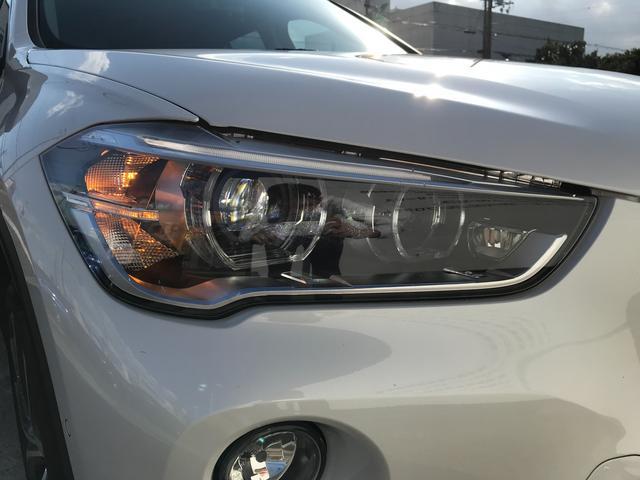 xDrive 18d xライン 限定車 URBANISTA(アーバニスタ) 210台限定 ワンオーナー タイヤ新品交換 ヘッドアップディスプレイ アクティブクルーズコントロール ブラックレザーシート ウッドパネル 純正19インチAW(30枚目)