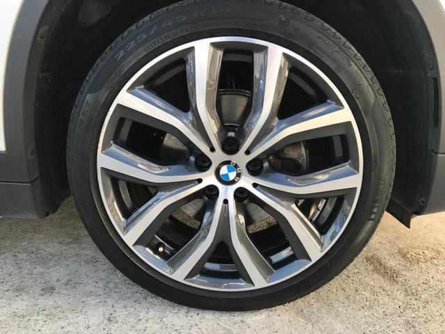 xDrive 18d xライン 限定車 URBANISTA(アーバニスタ) 210台限定 ワンオーナー タイヤ新品交換 ヘッドアップディスプレイ アクティブクルーズコントロール ブラックレザーシート ウッドパネル 純正19インチAW(34枚目)