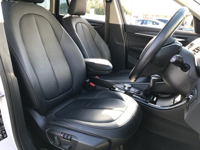 xDrive 18d xライン 限定車 URBANISTA(アーバニスタ) 210台限定 ワンオーナー タイヤ新品交換 ヘッドアップディスプレイ アクティブクルーズコントロール ブラックレザーシート ウッドパネル 純正19インチAW(38枚目)