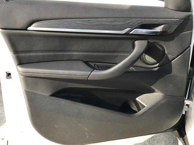 xDrive 18d xライン 限定車 URBANISTA(アーバニスタ) 210台限定 ワンオーナー タイヤ新品交換 ヘッドアップディスプレイ アクティブクルーズコントロール ブラックレザーシート ウッドパネル 純正19インチAW(42枚目)