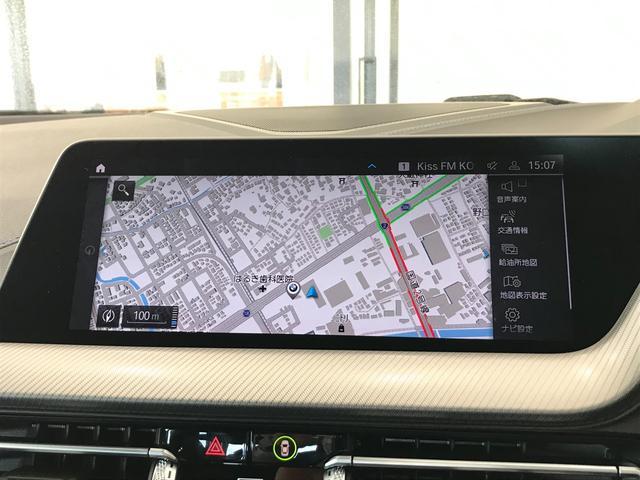 M235i xDriveグランクーペ 弊社デモカー アクティブクルーズコントロール 軽減ブレーキ車線逸脱防止 ガラスサンルーフ 純正HDDナビ トップビューカメラ LEDヘッドライト アルカンターラクロスシート ミラーETC(35枚目)