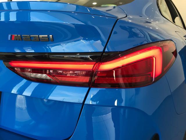 M235i xDriveグランクーペ 弊社デモカー アクティブクルーズコントロール 軽減ブレーキ車線逸脱防止 ガラスサンルーフ 純正HDDナビ トップビューカメラ LEDヘッドライト アルカンターラクロスシート ミラーETC(64枚目)