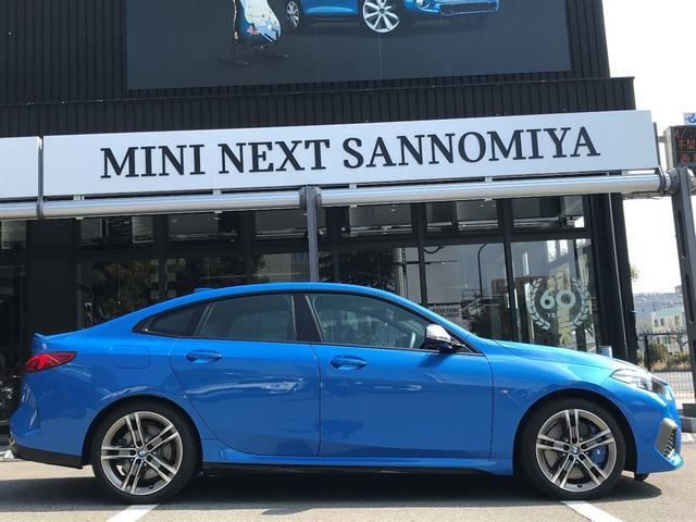 M235i xDriveグランクーペ 弊社デモカー アクティブクルーズコントロール 軽減ブレーキ車線逸脱防止 ガラスサンルーフ 純正HDDナビ トップビューカメラ LEDヘッドライト アルカンターラクロスシート ミラーETC(70枚目)