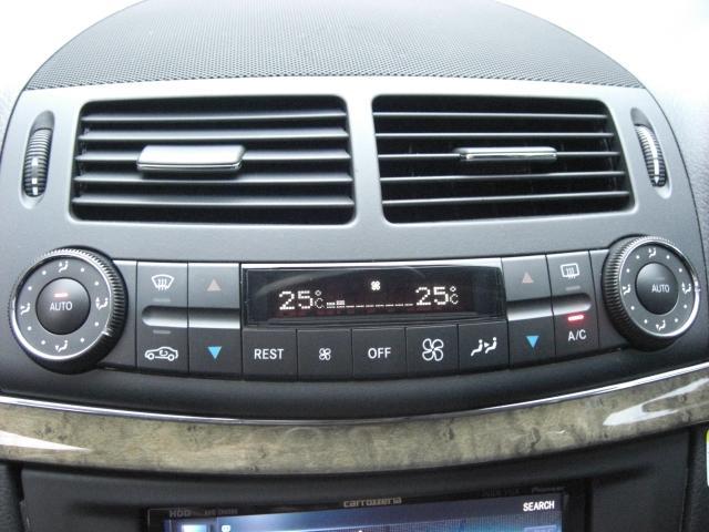 メルセデス・ベンツ M・ベンツ E320 CDI黒革HDDナビ地デジDVD再生BカメラETC