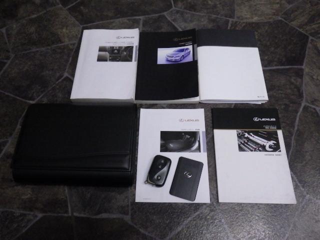 レクサス LS 中期モデル エアロ21アルミ HDD地デジDVD