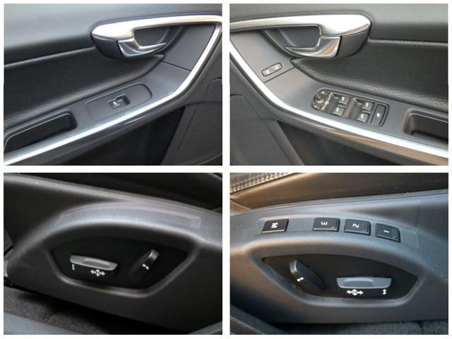 運転席、助手席内張り各スイッチ類。フロント左右パワーシート、リフトアップ機能調整式付き。運転席は3メモリー付きで大変便利です。