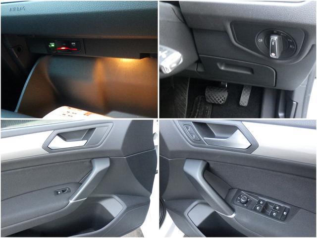 TSI コンフォートライン 新品DVDリアモニタ-左右 ナビ 地デジ Bカメラ LEDヘッドライト(12枚目)