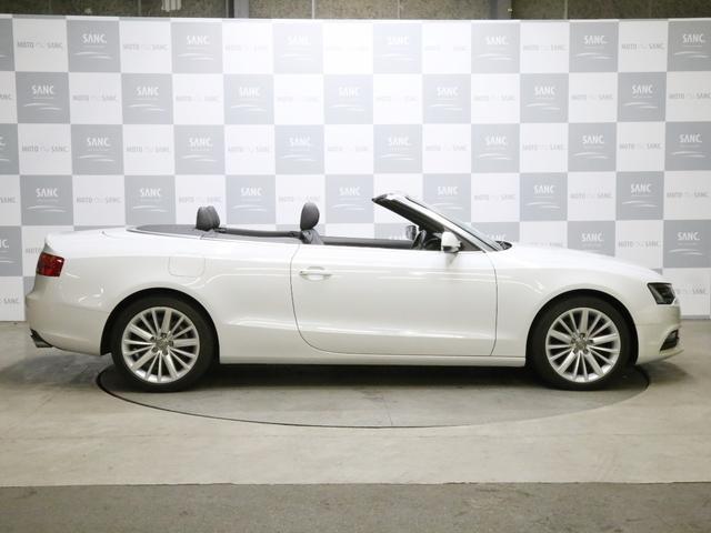 「アウディ」「アウディ A5カブリオレ」「オープンカー」「兵庫県」の中古車4