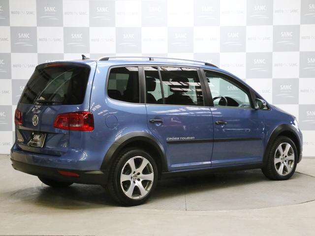 「フォルクスワーゲン」「VW ゴルフトゥーラン」「ミニバン・ワンボックス」「兵庫県」の中古車8