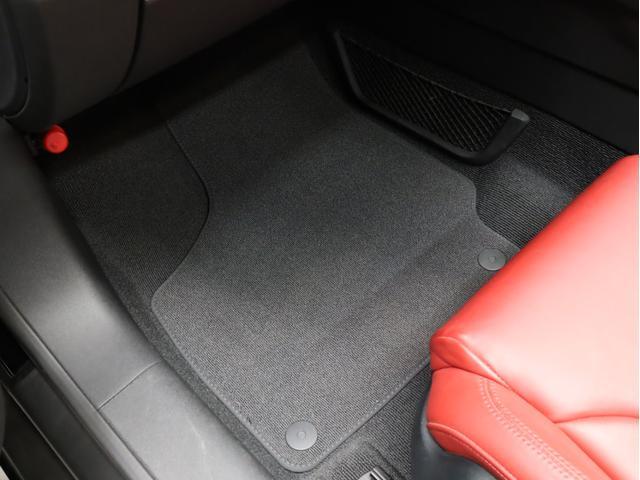2.0TFSIクワトロ 禁煙 後期型AVSエンジン フルタイム4WD 赤革 シートヒーター パワーシート 純正ナビ フルセグTV フロントリップスポイラー ディーラー点検記録簿H24 25 27 29 31(49枚目)