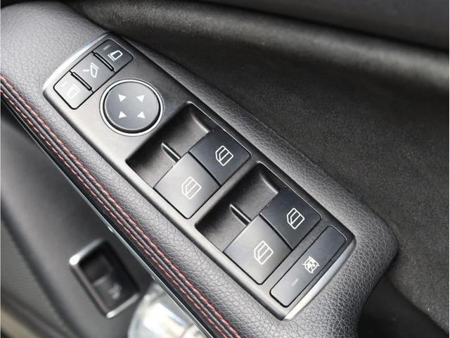 GLA180 スポーツ 禁煙1オーナー レーダーセーフティパッケージ レーンキープアシスト 純正ナビ フルセグTV USB入力端子 Bluetooth バックカメラ 電動リアゲ-ト 衝突被害軽減ブレ-キ 各部レッドステッチ(23枚目)