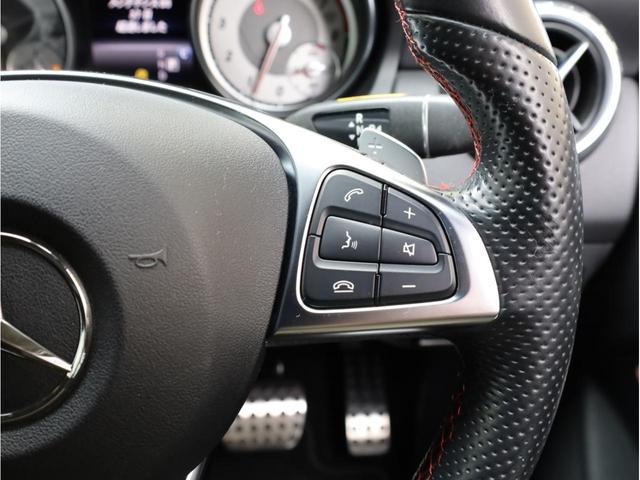 GLA180 スポーツ 禁煙1オーナー レーダーセーフティパッケージ レーンキープアシスト 純正ナビ フルセグTV USB入力端子 Bluetooth バックカメラ 電動リアゲ-ト 衝突被害軽減ブレ-キ 各部レッドステッチ(36枚目)