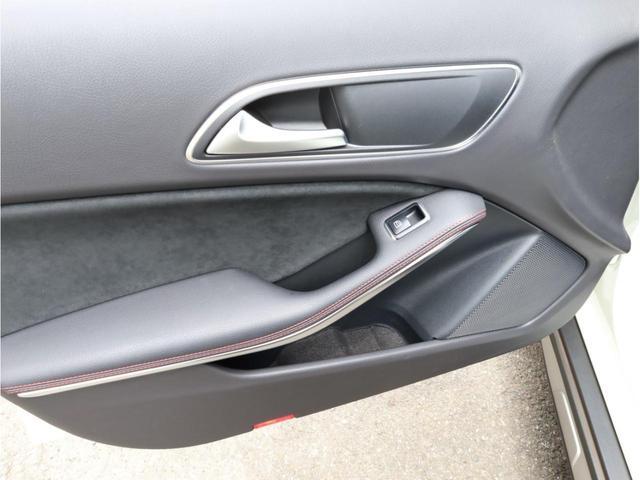 GLA180 スポーツ 禁煙1オーナー レーダーセーフティパッケージ レーンキープアシスト 純正ナビ フルセグTV USB入力端子 Bluetooth バックカメラ 電動リアゲ-ト 衝突被害軽減ブレ-キ 各部レッドステッチ(51枚目)