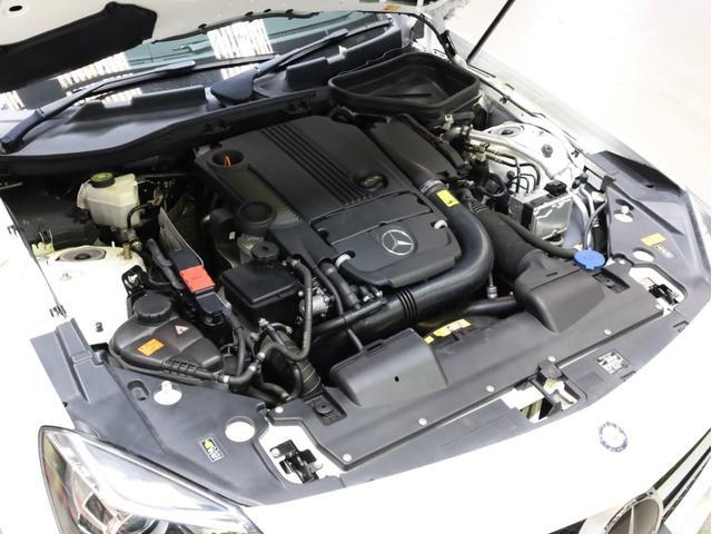 SLK200レーダーセーフティエディション 禁煙 特別仕様車 AMGスポーツパッケージ マジックスカイコントロールルーフ 赤革 純正ナビTV バックカメラ 前後コーナーセンサー レーダーセーフティパッケージ(16枚目)