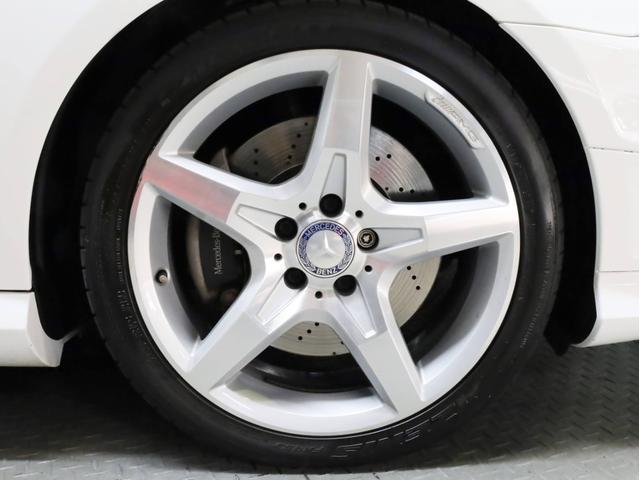 SLK200レーダーセーフティエディション 禁煙 特別仕様車 AMGスポーツパッケージ マジックスカイコントロールルーフ 赤革 純正ナビTV バックカメラ 前後コーナーセンサー レーダーセーフティパッケージ(18枚目)