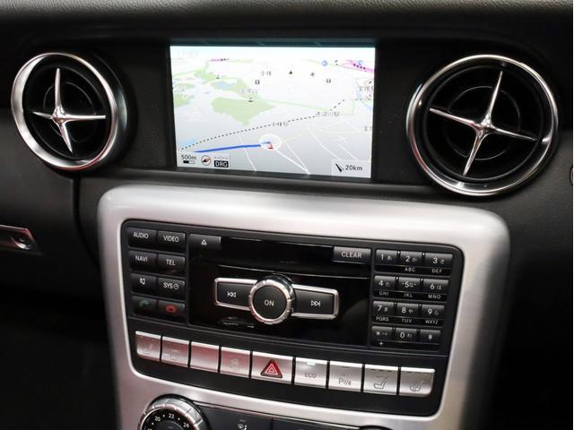 SLK200レーダーセーフティエディション 禁煙 特別仕様車 AMGスポーツパッケージ マジックスカイコントロールルーフ 赤革 純正ナビTV バックカメラ 前後コーナーセンサー レーダーセーフティパッケージ(38枚目)